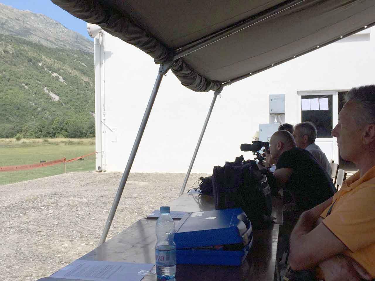 Takmičenje u preciznom streljaštvu, održano povodom Dana državnosti Crne Gore