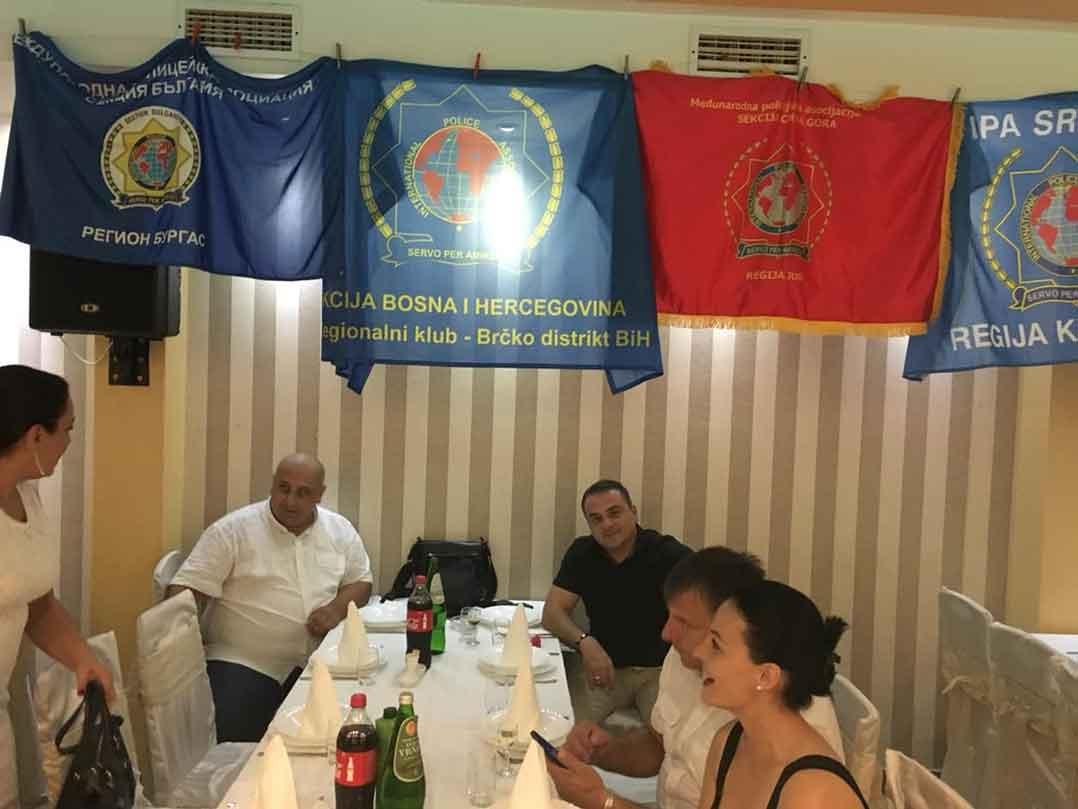 Treći međunarodni susreti, IPA Regija Kruševac