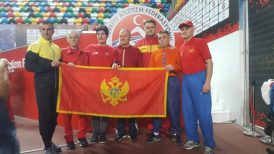 Balkansko prvenstvo veterana u atletici, Istanbul