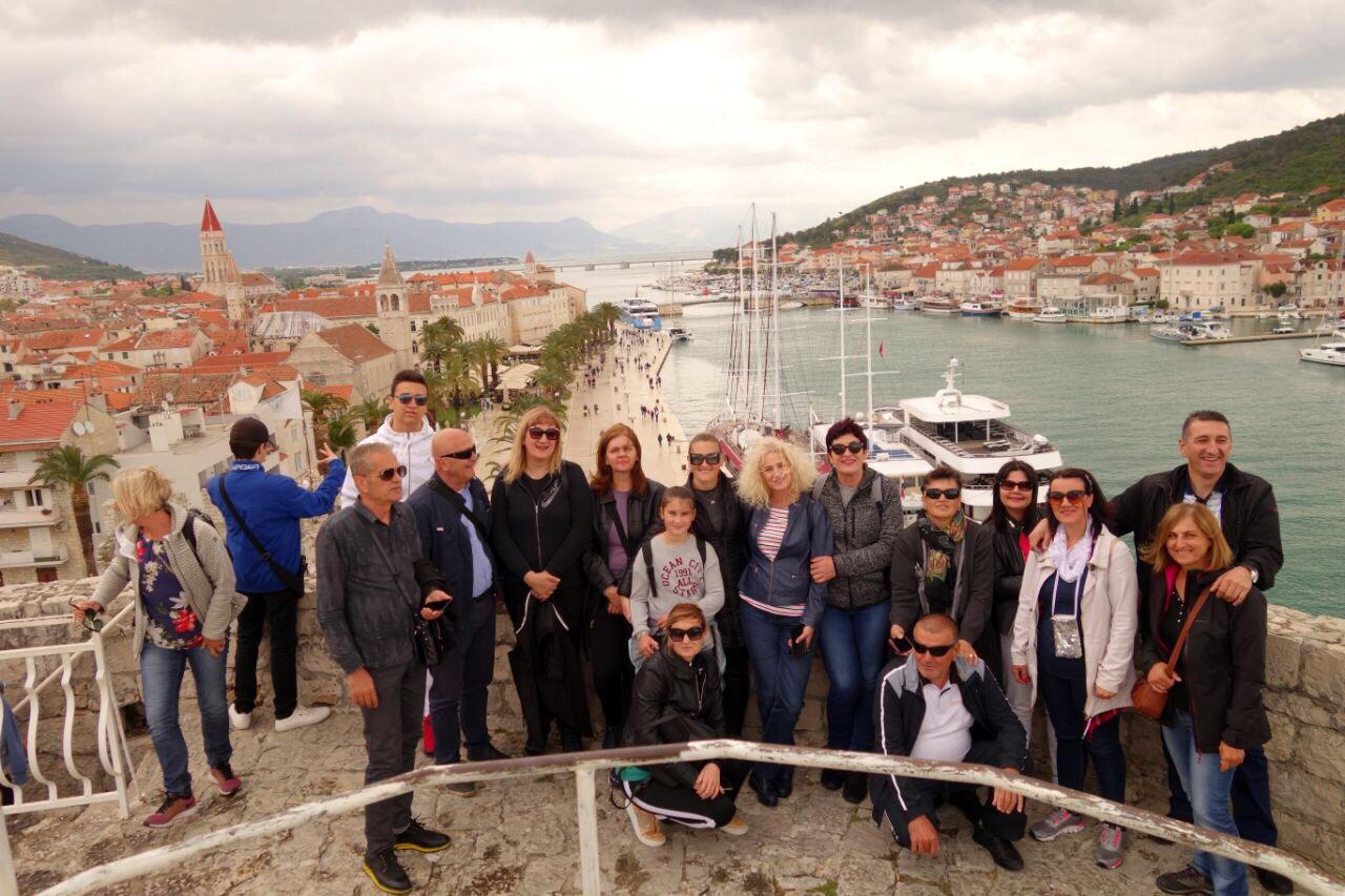 Praznični dani na hrvatskom primorju