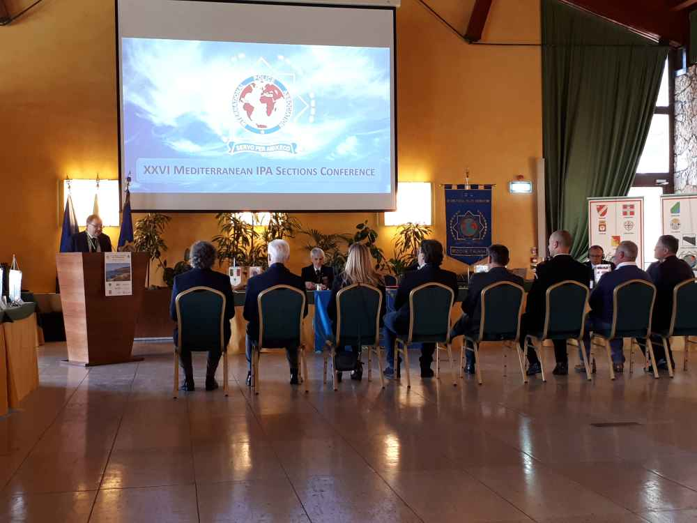 26. Mediteranski sastanak – Garda, Italija