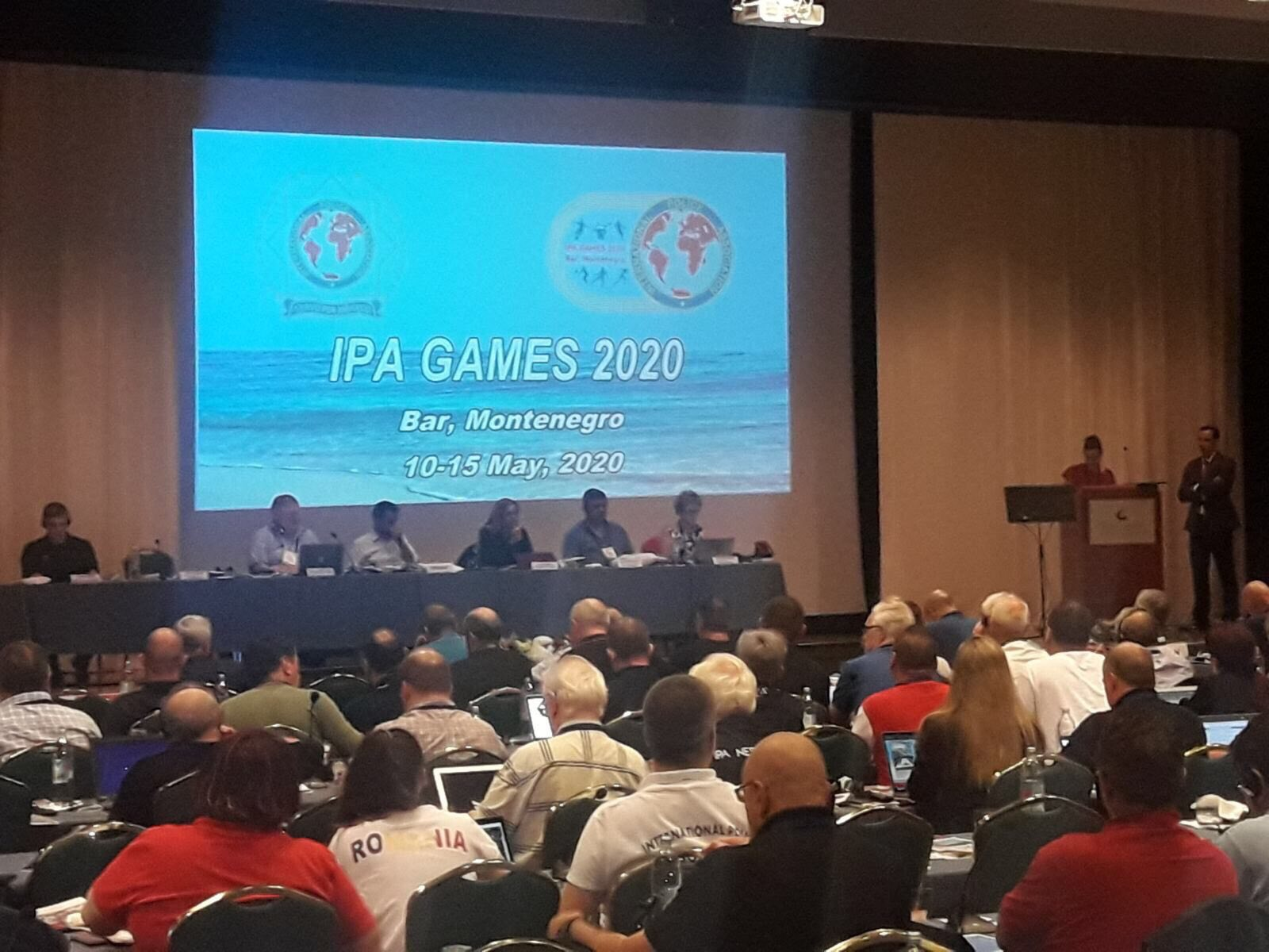 PROMOCIJA IPA GAMES 2020 NA 64. IPA WORLD CONGRESS – HRVATSKA