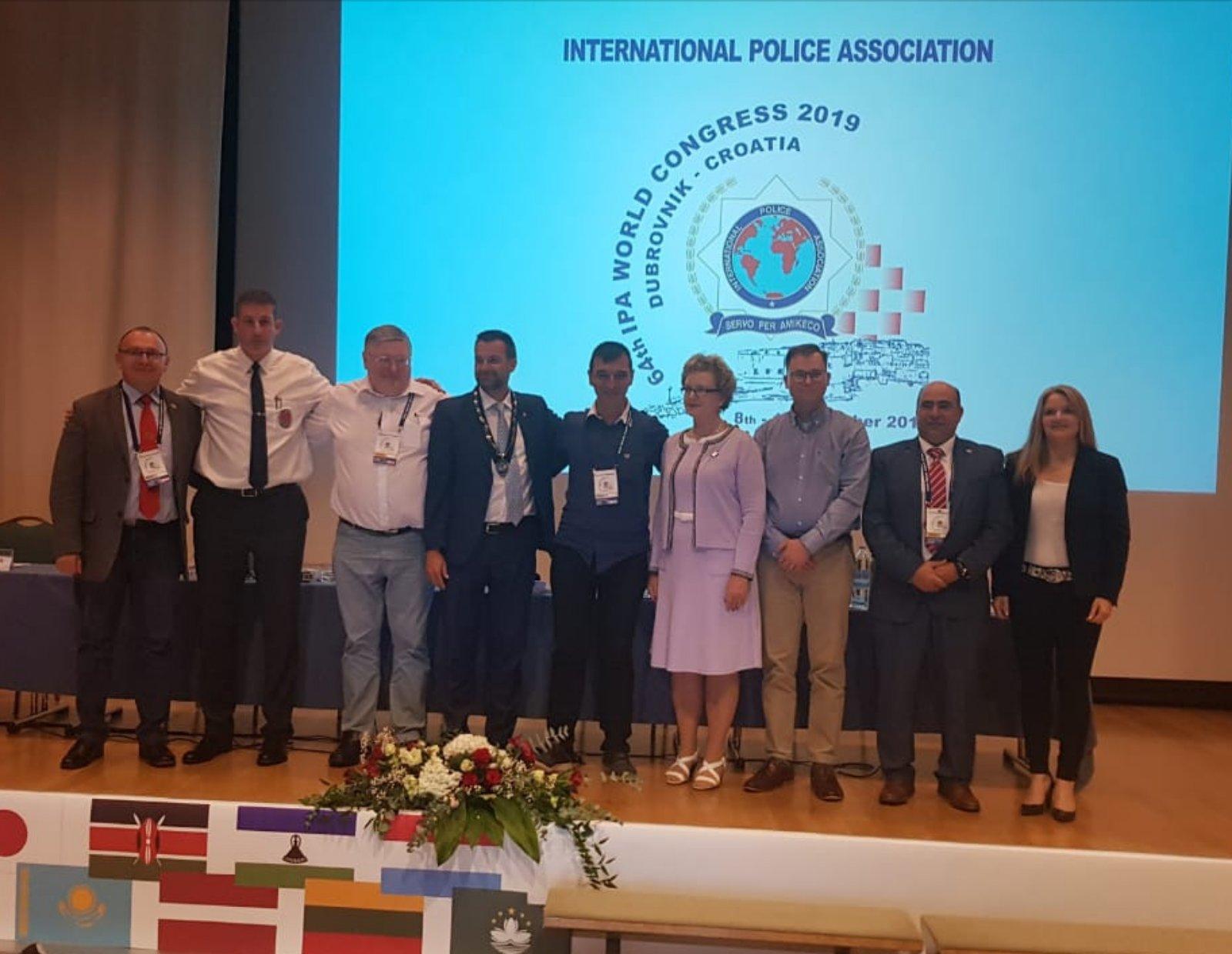 Izbori na 64. world congress – Hrvatska
